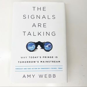 Other - The Signals are Talking Book by Amy Webb